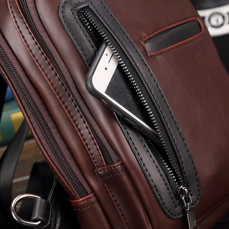 ショルダーバッグ 100%高品質 通勤バッグ【超高級定価33万円】 極上品 大容量   ビジネスバック 大量入れ d-41_画像5
