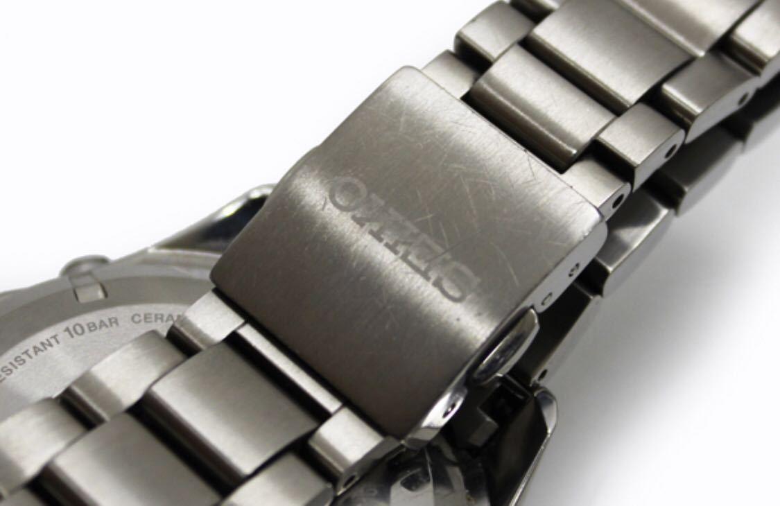 極上稼動美品!セイコー アストロン GPS ソーラー 7X52-0AA0 チタン メンズ 腕時計 取説 アストロンDVD 早い者勝ち!_画像6
