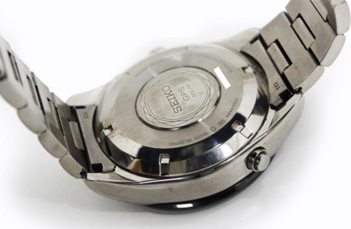 極上稼動美品!セイコー アストロン GPS ソーラー 7X52-0AA0 チタン メンズ 腕時計 取説 アストロンDVD 早い者勝ち!_画像3