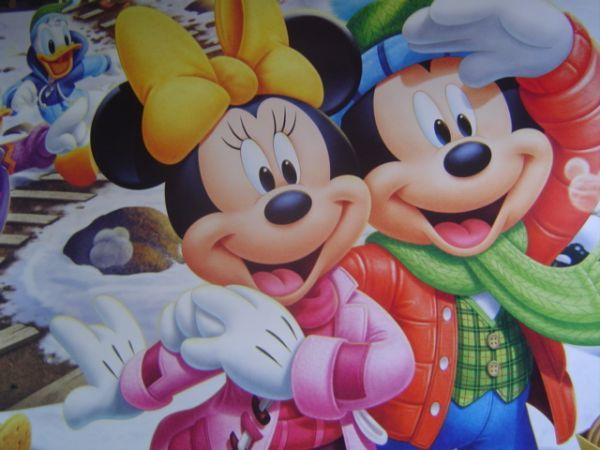 2019年DX大判disneyディズニーカレンダー非売品ミッキーマウスミニードナルドダックプルートグーフィーニモ第一生命販売促進グッズデイジー_画像1