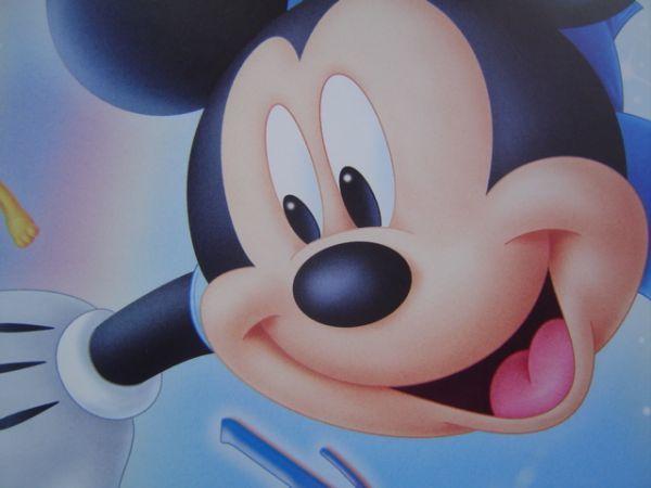 2019年DX大判disneyディズニーカレンダー非売品ミッキーマウスミニードナルドダックプルートグーフィーニモ第一生命販売促進グッズデイジー_画像4