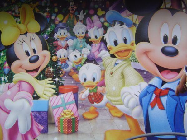 2019年DX大判disneyディズニーカレンダー非売品ミッキーマウスミニードナルドダックプルートグーフィーニモ第一生命販売促進グッズデイジー_画像5