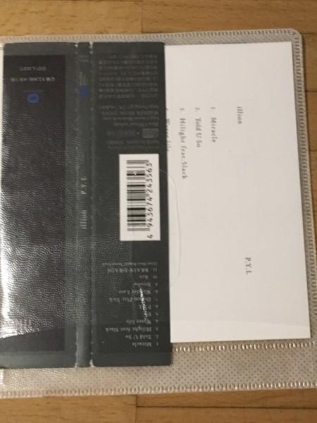 P.Y.L(通常盤) illion  レンタル落ち 歌詞カードとCDのみでの出品_画像1
