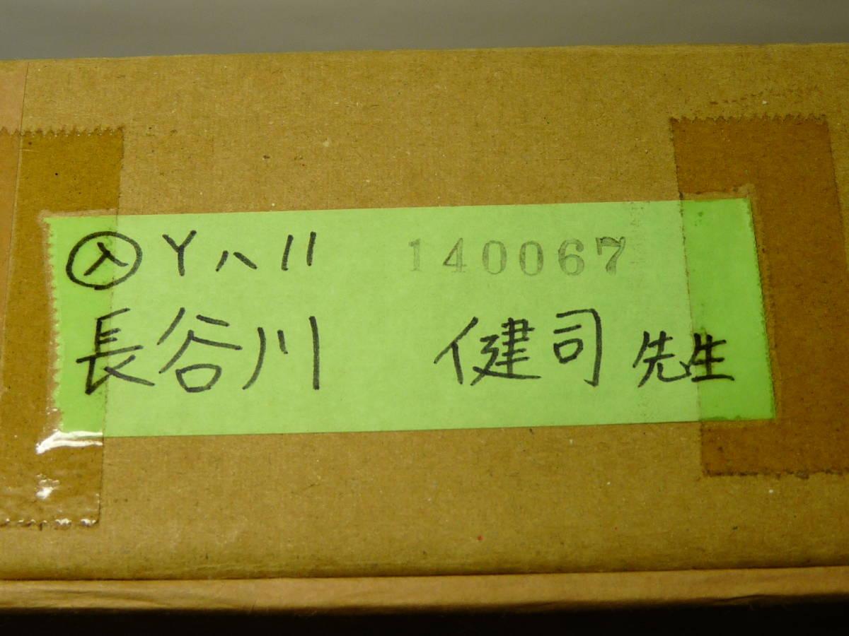 絵画 額装油彩画 長谷川健司氏 「der Philosoph(哲学者)」 作品サイズ:230×155 黄袋、挿し箱付属
