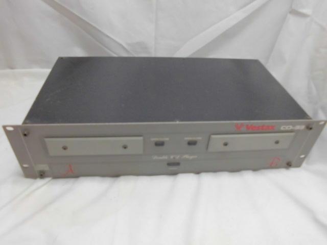 Vestax CDプレイヤー  CD-33_画像6