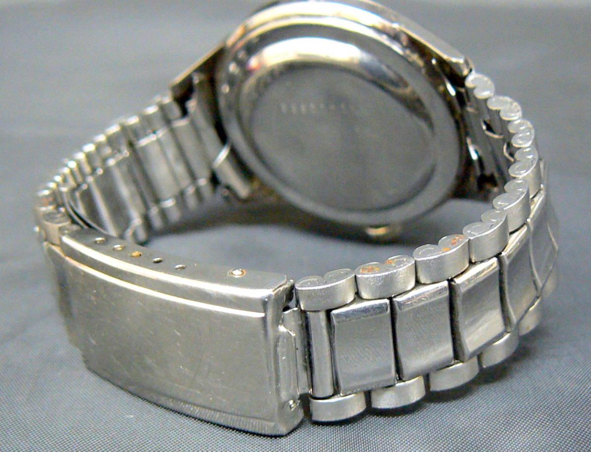 CITIZEN シチズン Auto Dater Uni AU14806 19石 メンズ 腕時計 自動巻 夜光板 ジャンク_画像4
