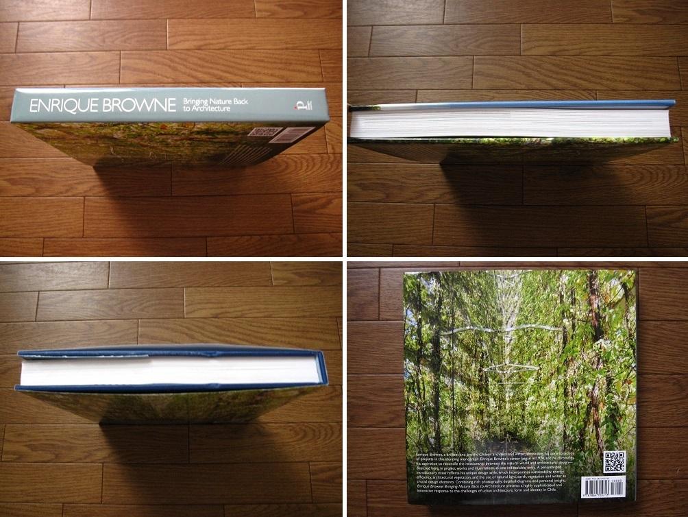 洋書 Enrique Browne : Bringing Nature Back to Architecture /Devolviendo La Naturaleza a la Arquitectura / 現代建築 / 未来建築 共生_画像10