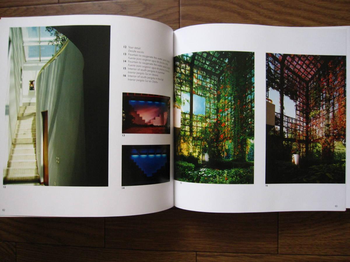 洋書 Enrique Browne : Bringing Nature Back to Architecture /Devolviendo La Naturaleza a la Arquitectura / 現代建築 / 未来建築 共生_画像4