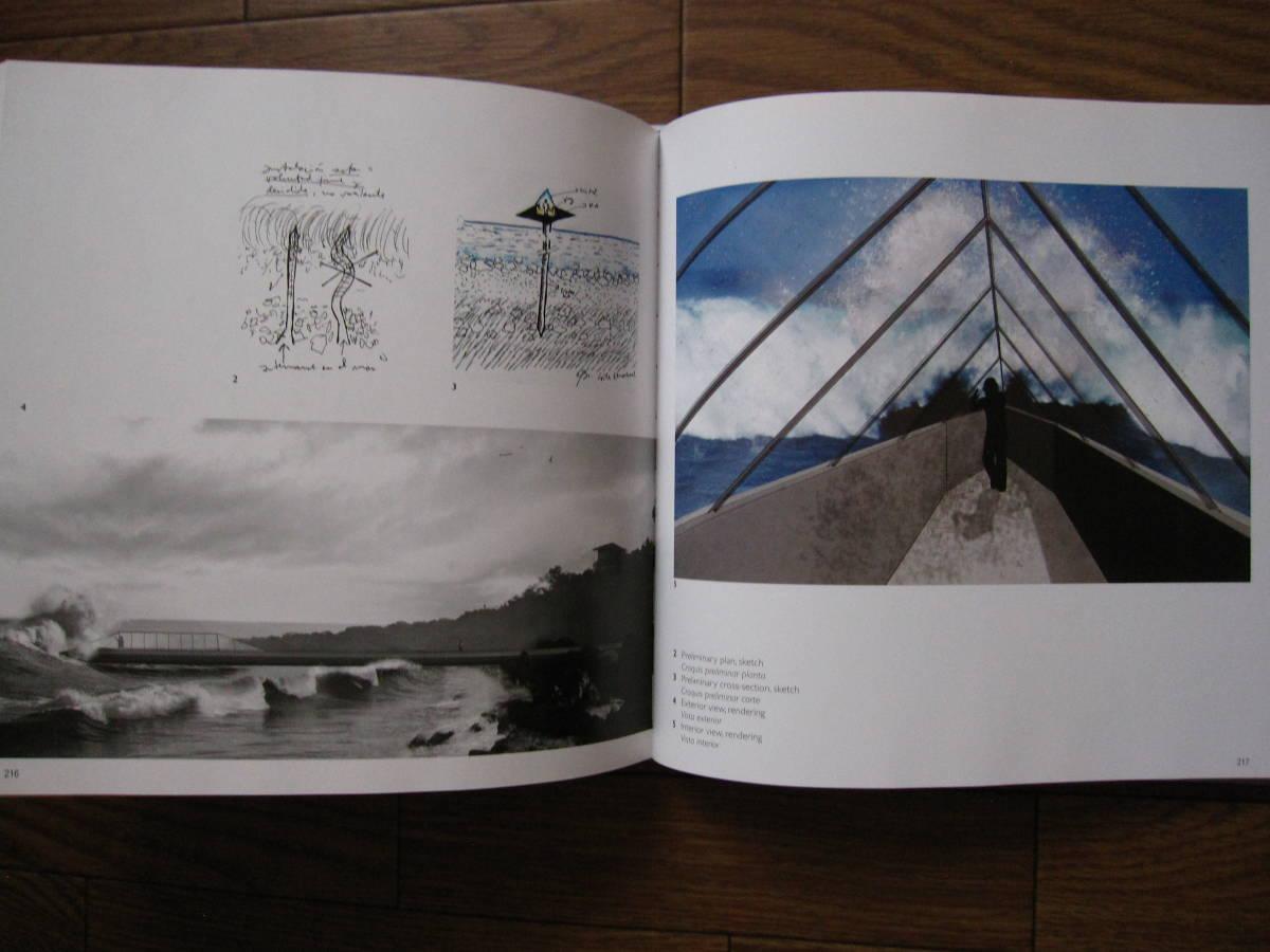 洋書 Enrique Browne : Bringing Nature Back to Architecture /Devolviendo La Naturaleza a la Arquitectura / 現代建築 / 未来建築 共生_画像5