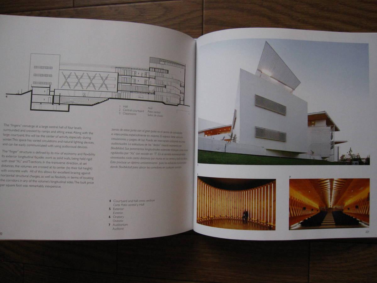 洋書 Enrique Browne : Bringing Nature Back to Architecture /Devolviendo La Naturaleza a la Arquitectura / 現代建築 / 未来建築 共生_画像6