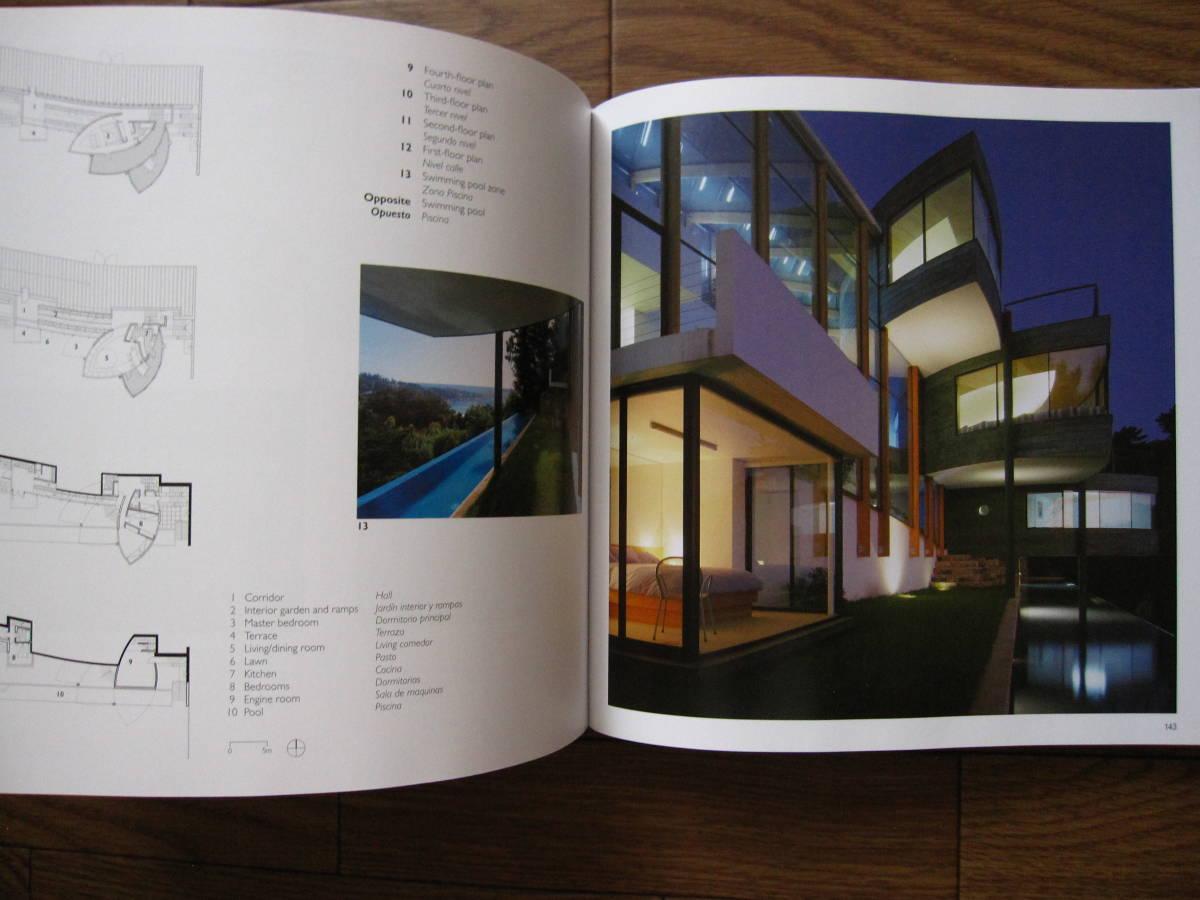 洋書 Enrique Browne : Bringing Nature Back to Architecture /Devolviendo La Naturaleza a la Arquitectura / 現代建築 / 未来建築 共生_画像7