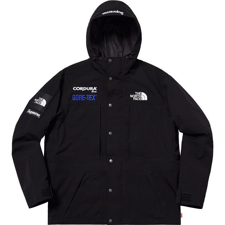 supreme the north face 18aw expedition jacket S 新品未使用 正規品_画像2
