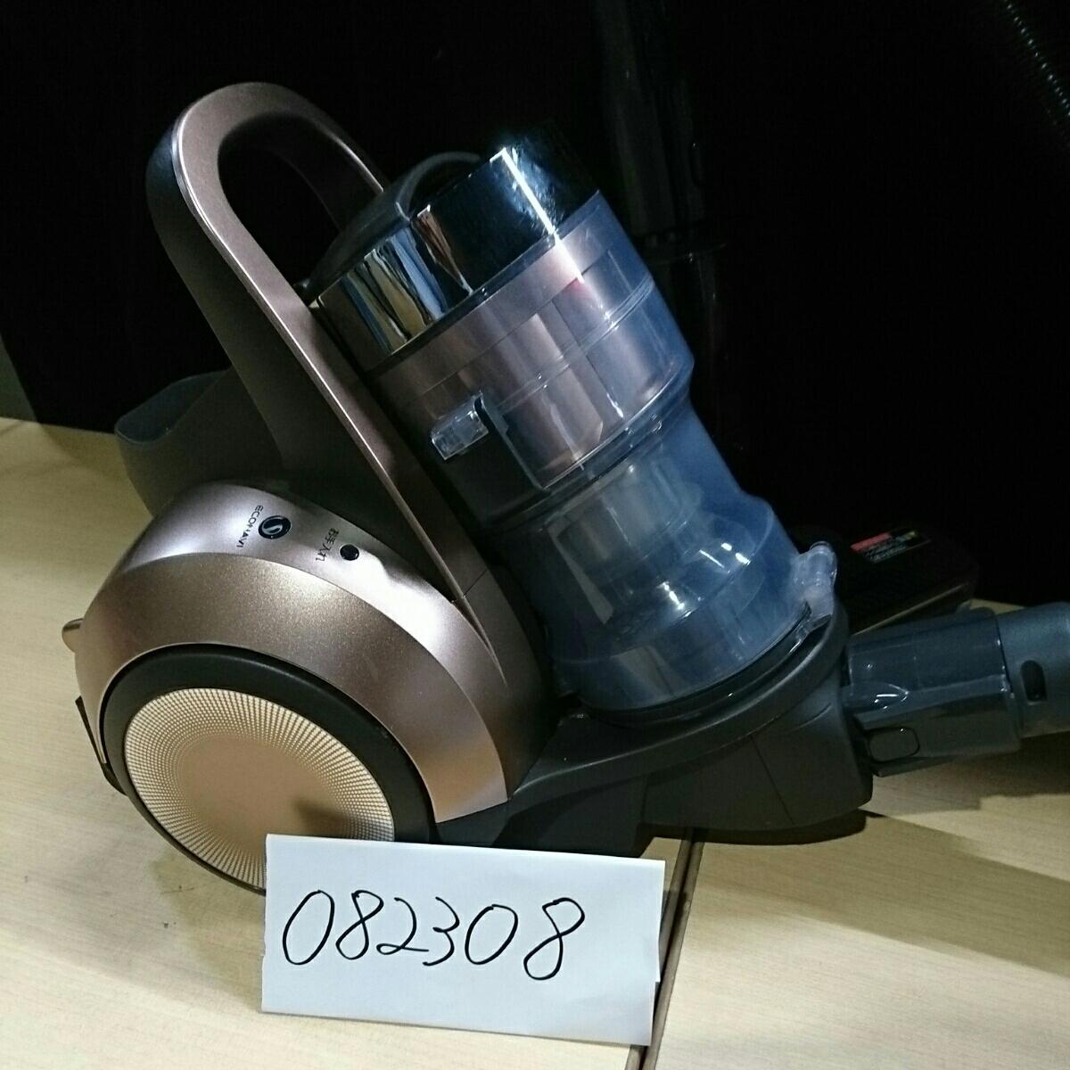 2017年製 Panasonic パナソニック電気掃除機 MC-SR550G-N (管理番号082308)