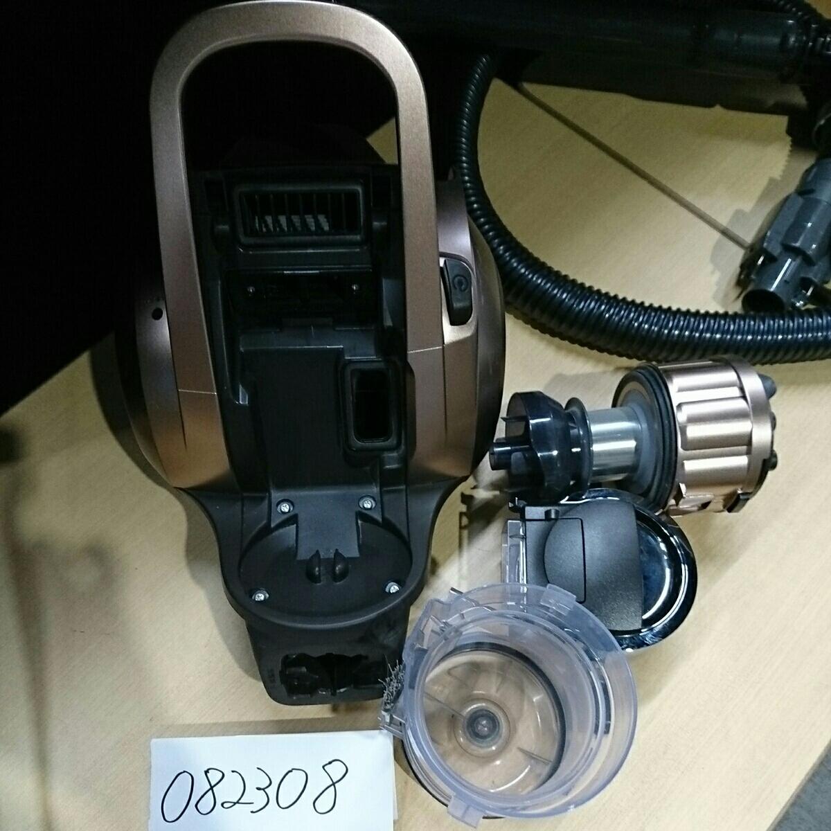 2017年製 Panasonic パナソニック電気掃除機 MC-SR550G-N (管理番号082308)_画像5