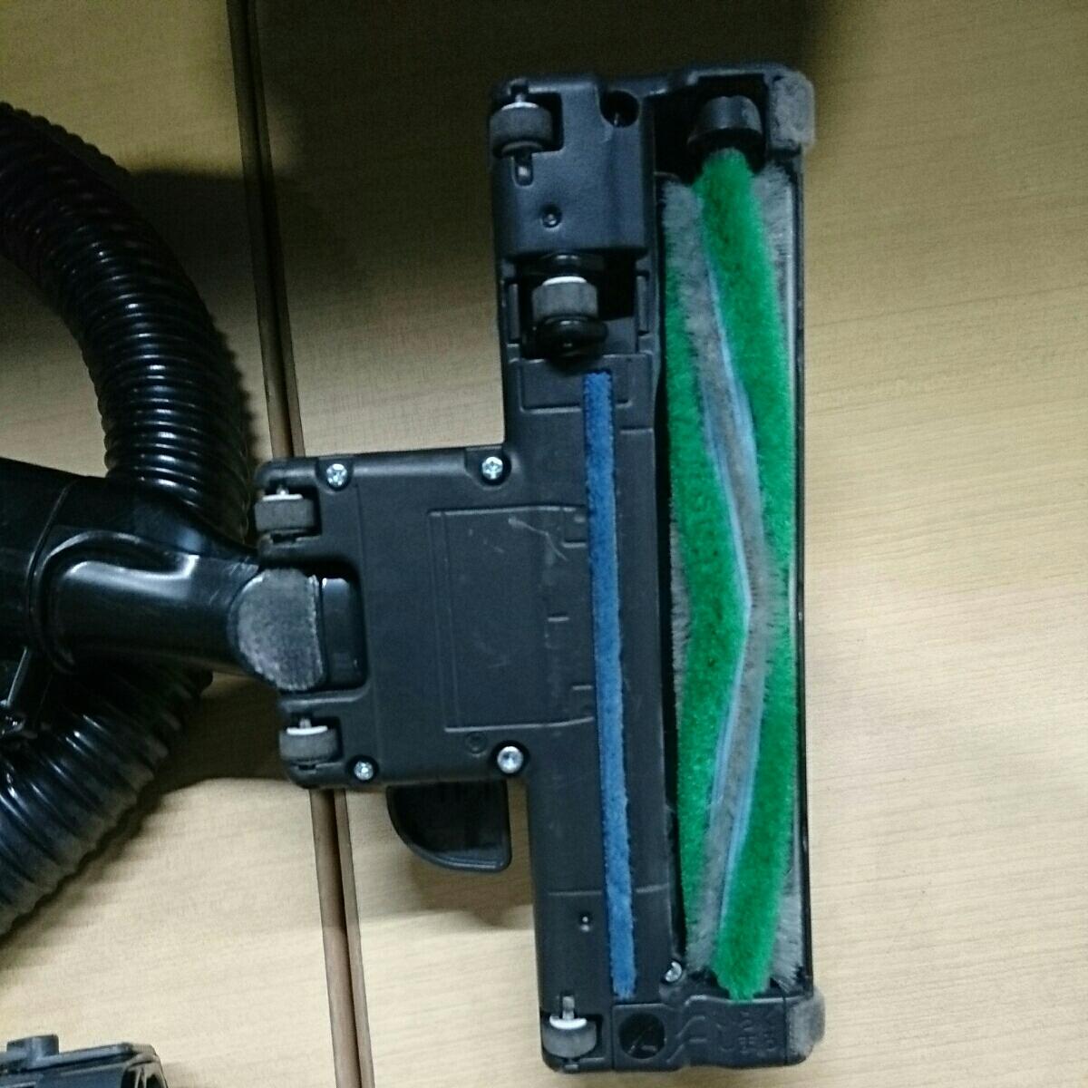 2017年製 Panasonic パナソニック電気掃除機 MC-SR550G-N (管理番号082308)_画像3