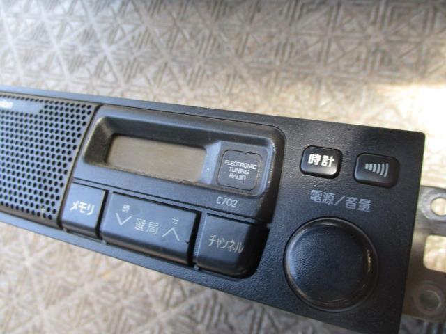 1730240 ミニキャブ U61V ラジオ スピーカー一体型 MN141632_画像2
