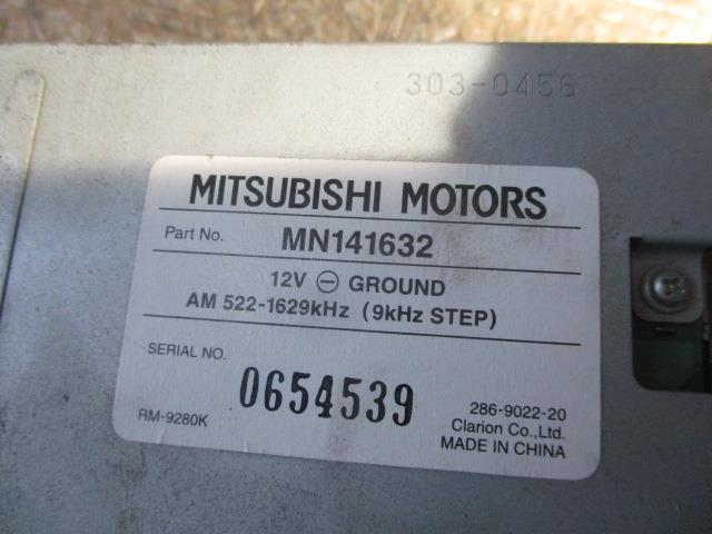 1730240 ミニキャブ U61V ラジオ スピーカー一体型 MN141632_画像3