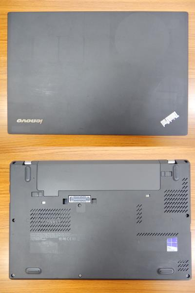 SSD 480GB RAM8.0GB Lenovo ThinkPad X250 Win10/Pro/64bit i5-5200U 2.2GHz 12.5型モバイル _画像4