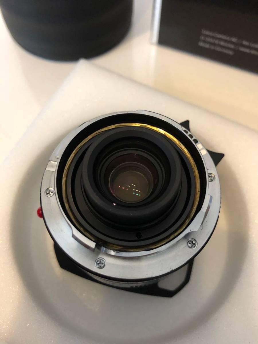 【美品】Leica (ライカ) - ELMARIT(エルマリート) M28mm F2.8 ASPH (6bit)[11606] (フードはめ込み式) レンズ_画像8