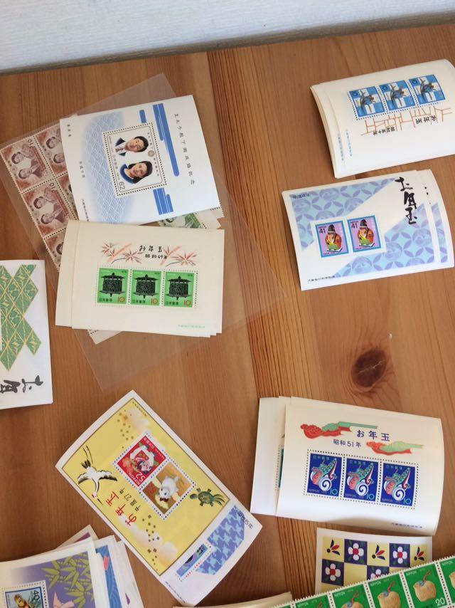 お年玉切手大量 額面20000円分_画像4
