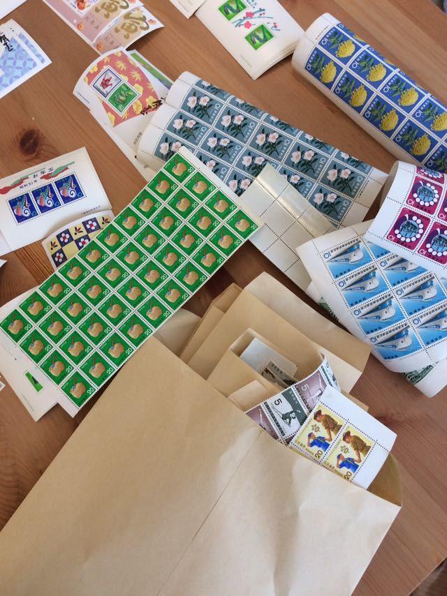お年玉切手大量 額面20000円分_画像2