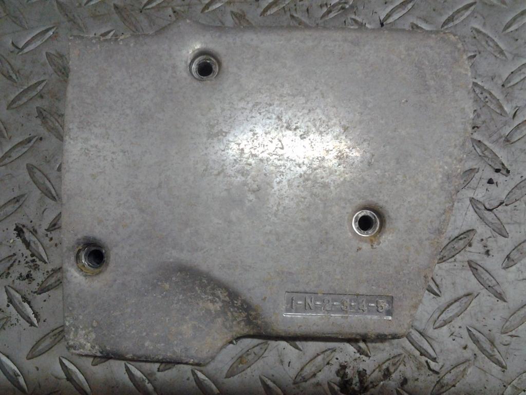 ヤマハ SR400 1JR 純正 スプロケットカバー クランクケースカバー 検索 G-80 YAMAHA SR500 2H6 RH01J_画像1