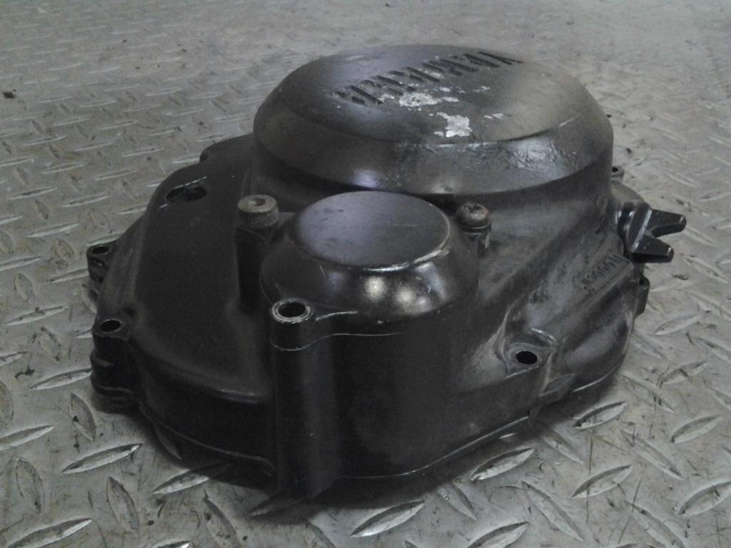 ヤマハ TW200 2JL 純正 エンジンカバー クラッチカバー 在庫処分 値下げ 検索 D-44 YAMAHA TW225 DG07J DG09J DT200 セロー_画像5