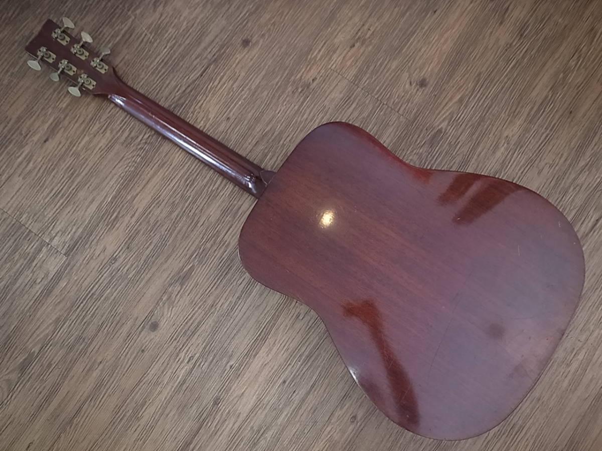 YAMAHA FG-180赤ラベルRED LABEL Japan Vintageヤマハ日本製Made in Japan(検)FG110/130/140/150フォークギター/ アコギ_画像2