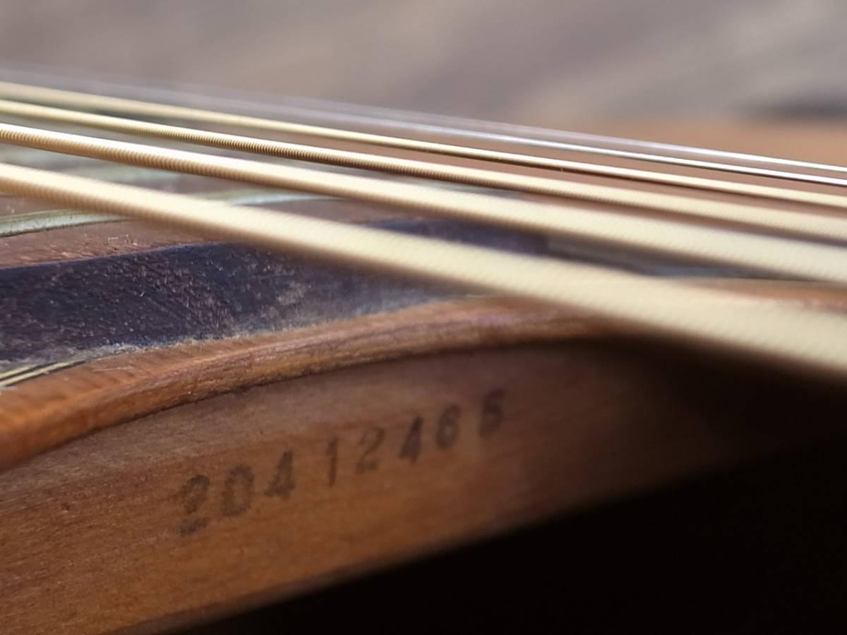 YAMAHA FG-180赤ラベルRED LABEL Japan Vintageヤマハ日本製Made in Japan(検)FG110/130/140/150フォークギター/ アコギ_画像6