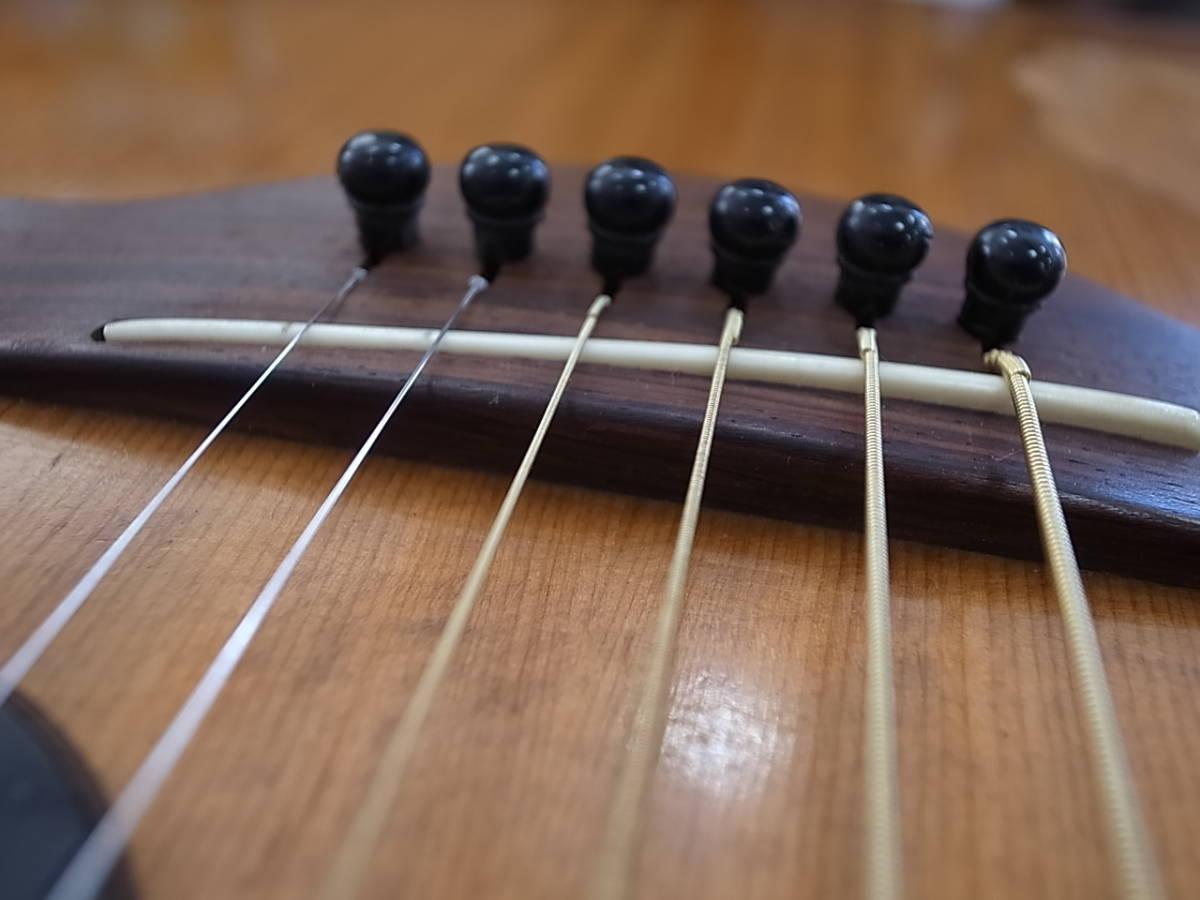 YAMAHA FG-180赤ラベルRED LABEL Japan Vintageヤマハ日本製Made in Japan(検)FG110/130/140/150フォークギター/ アコギ_画像7