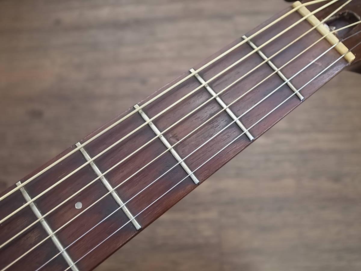 YAMAHA FG-180赤ラベルRED LABEL Japan Vintageヤマハ日本製Made in Japan(検)FG110/130/140/150フォークギター/ アコギ_画像9