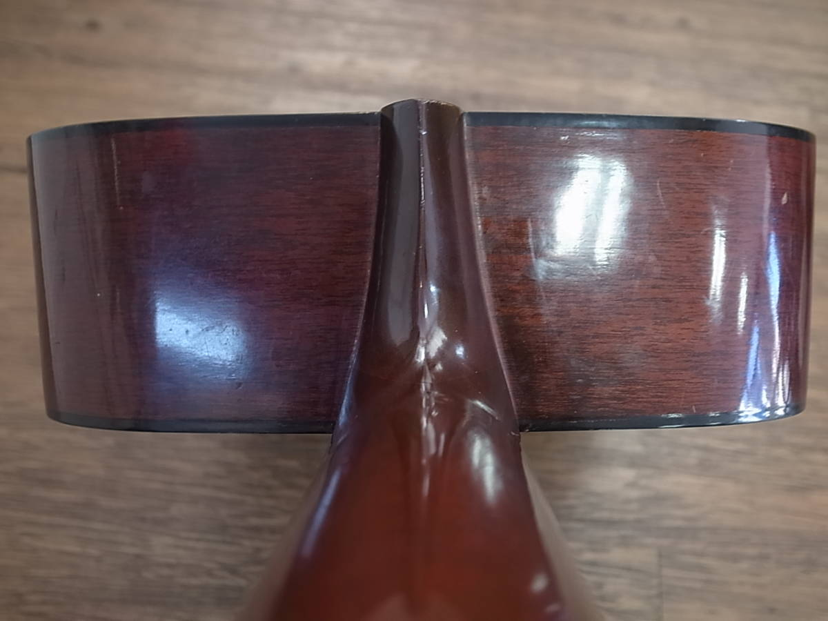YAMAHA FG-180赤ラベルRED LABEL Japan Vintageヤマハ日本製Made in Japan(検)FG110/130/140/150フォークギター/ アコギ_画像10