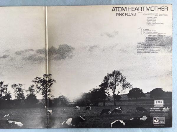 【UK org.】 Pink Floyd / Atom herat Mother【A1G/B1G】グラモ・リム_画像4