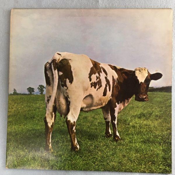 【UK org.】 Pink Floyd / Atom herat Mother【A1G/B1G】グラモ・リム