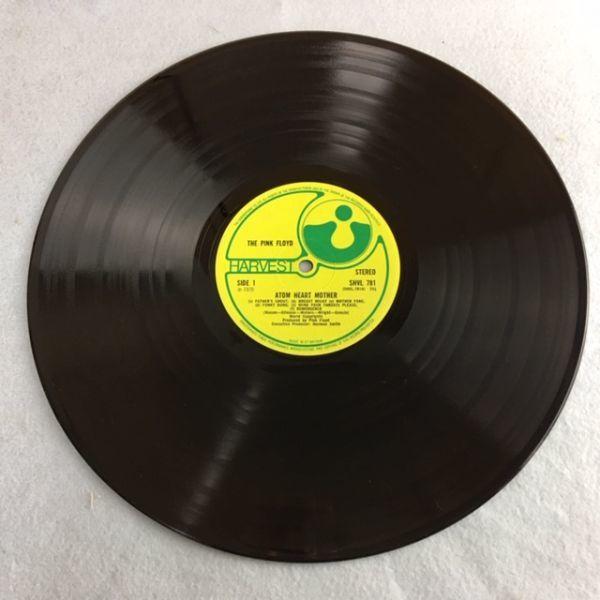 【UK org.】 Pink Floyd / Atom herat Mother【A1G/B1G】グラモ・リム_画像6
