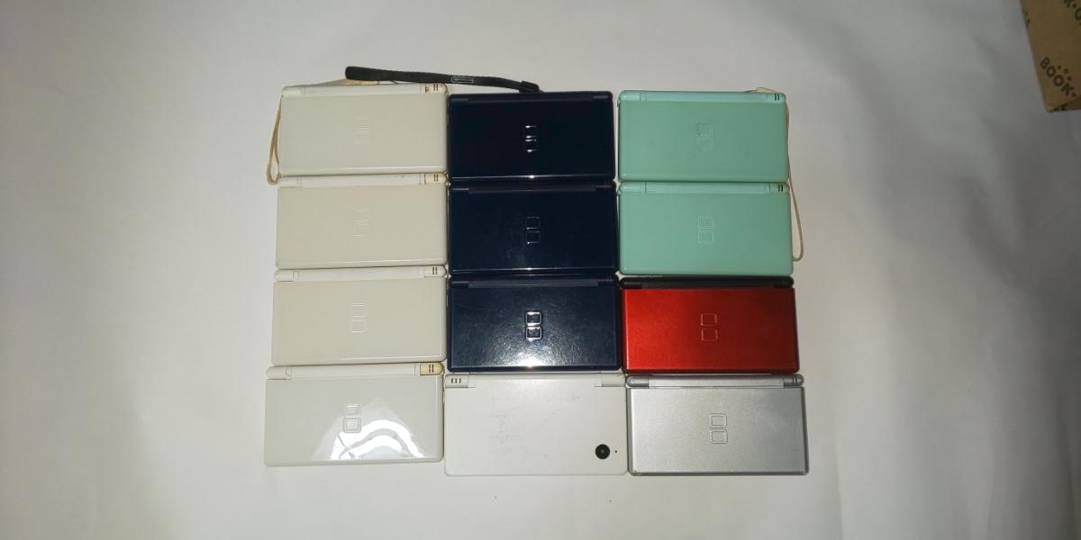 ジャンク ニンテンドーDS Lite 11台、DSi 1台 セット