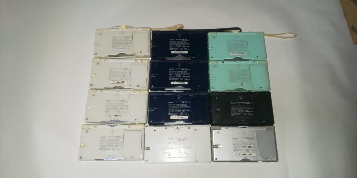 ジャンク ニンテンドーDS Lite 11台、DSi 1台 セット_画像3