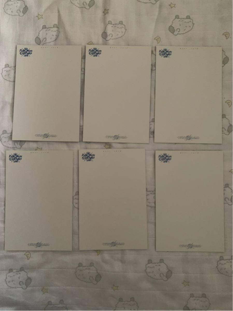 水樹奈々LIVEポストカード15枚セット_画像5