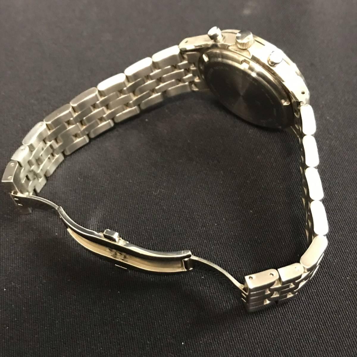 C23f01D シチズン CITIZEN エクシード エコドライブ B510 H23290 クオーツ 腕時計 自動巻き 記念品_画像10