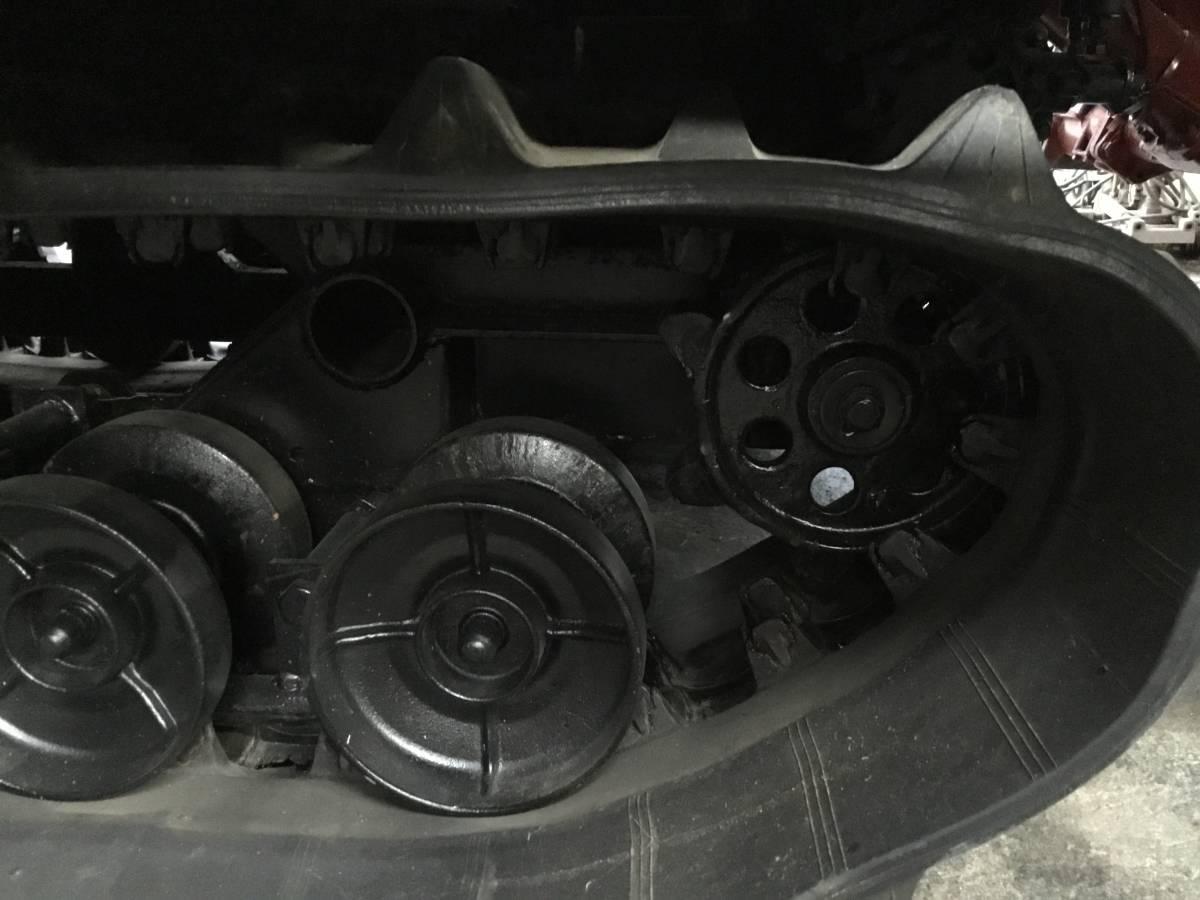CA300 三重引き取り限定。整備品。ヤンマーコンバイン3条高速刈り CA300 30馬力 417時間_画像4
