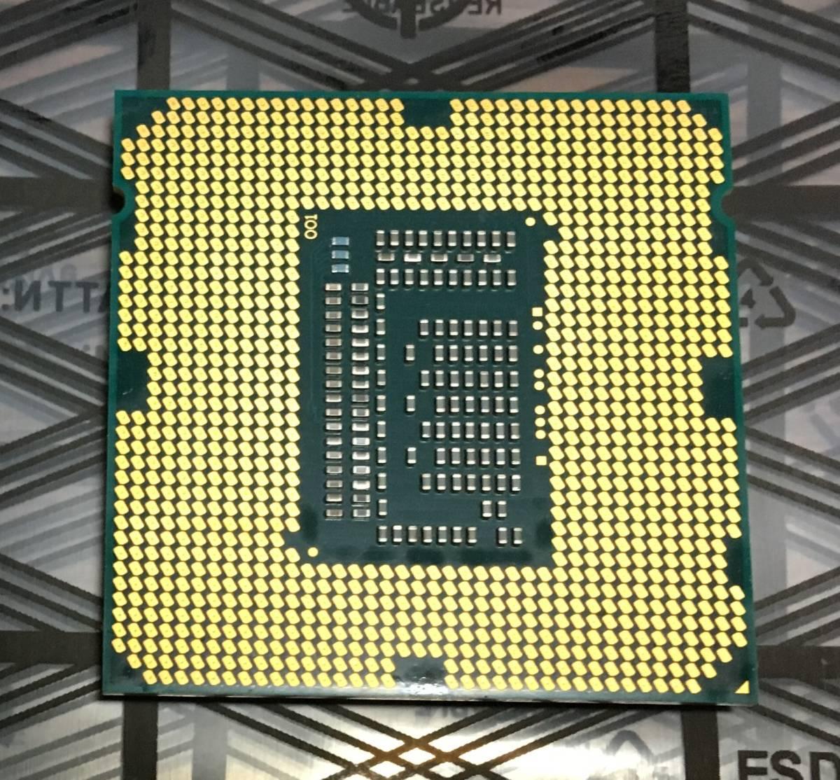送料無料 intel Core i7-3770K 3.5GHz CPU Ivy Bridge LGA1155_画像2