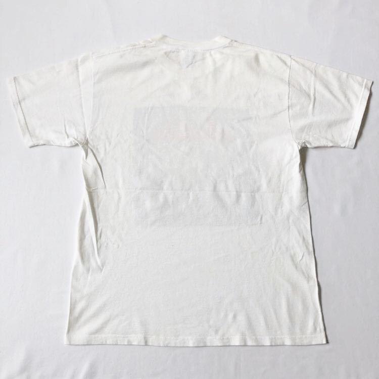 90s ELASTICA Tシャツ L USA製 ビンテージ 90年代 エラスティカ アメリカ製 オリジナル ヴィンテージ ブリットポップ ロック バンド バンT_画像3