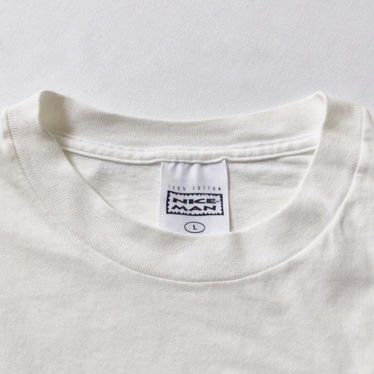 90s ELASTICA Tシャツ L USA製 ビンテージ 90年代 エラスティカ アメリカ製 オリジナル ヴィンテージ ブリットポップ ロック バンド バンT_画像8