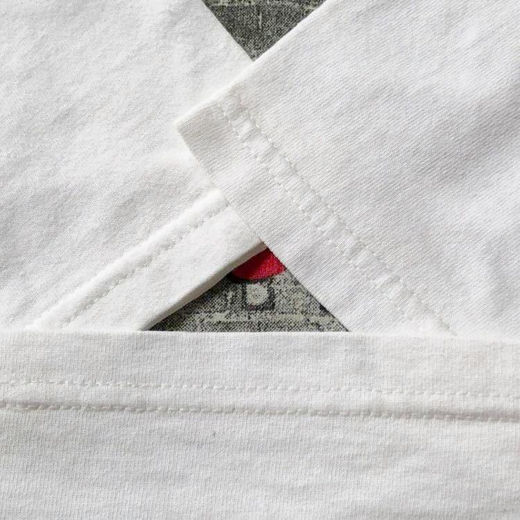 90s ELASTICA Tシャツ L USA製 ビンテージ 90年代 エラスティカ アメリカ製 オリジナル ヴィンテージ ブリットポップ ロック バンド バンT_画像6