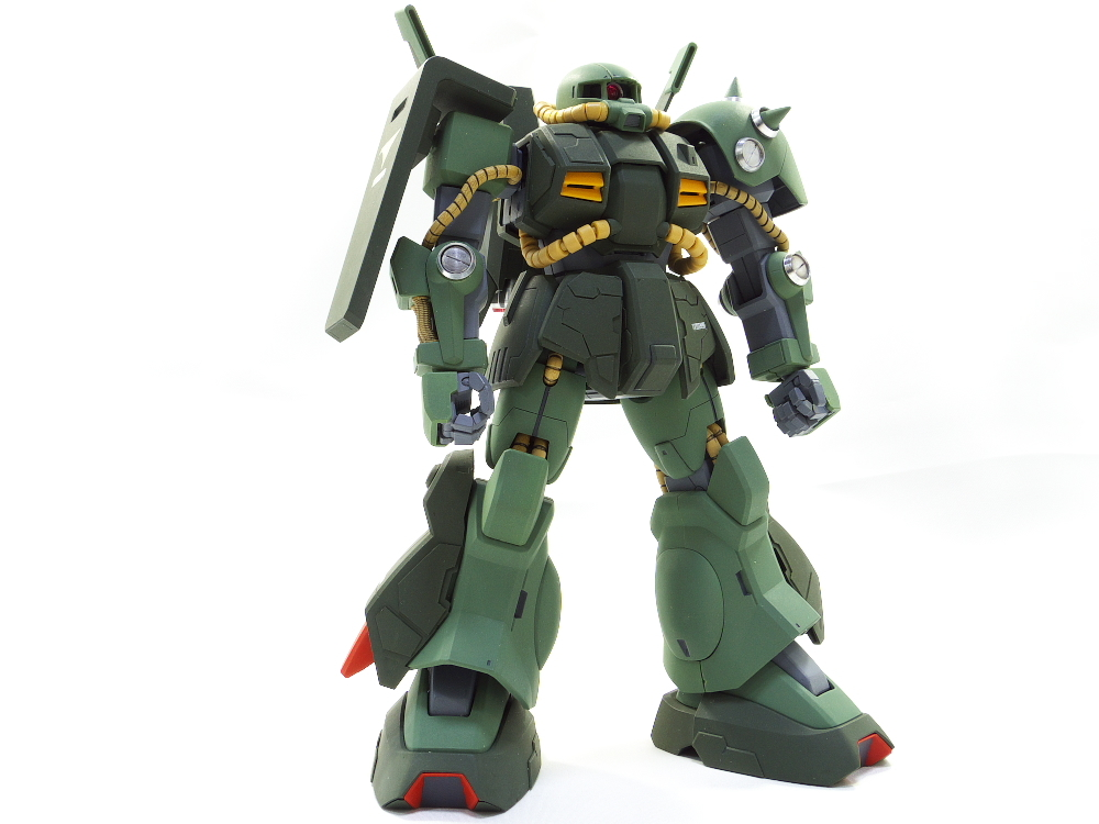MG ハイザック 改修塗装完成品_画像6