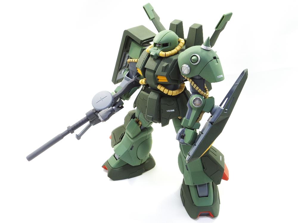 MG ハイザック 改修塗装完成品_画像9