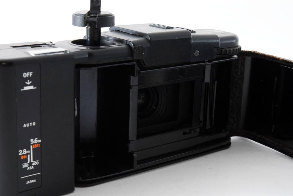 即決★Olympus オリンパス XA2 35mm Point&Shoot Camera D.Zuiko 35mm f/3.5 A11 Flash用 カメラ A1684_画像9