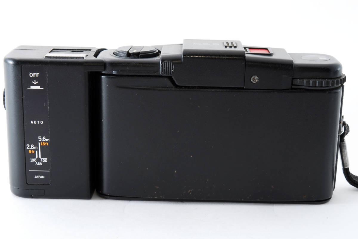 即決★Olympus オリンパス XA2 35mm Point&Shoot Camera D.Zuiko 35mm f/3.5 A11 Flash用 カメラ A1684_画像7
