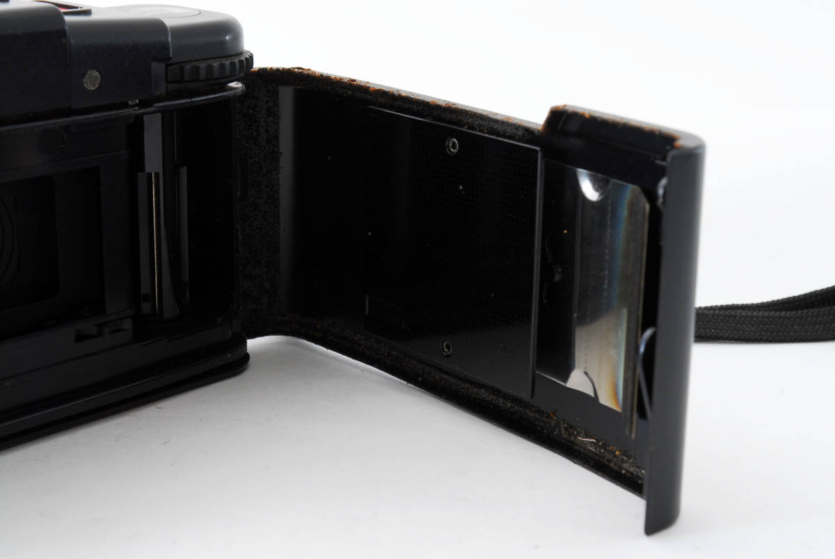 即決★Olympus オリンパス XA2 35mm Point&Shoot Camera D.Zuiko 35mm f/3.5 A11 Flash用 カメラ A1684_画像10