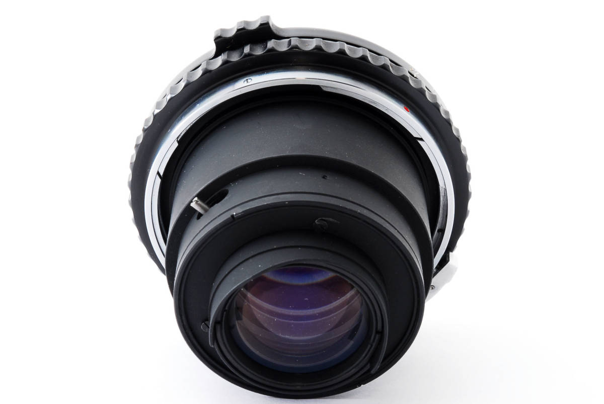 Zenza Bronica ゼンザブロニカ Nikkor-P 75mm f/2.8 for S2 EC 中判カメラ レンズ 中古品 482015_画像5